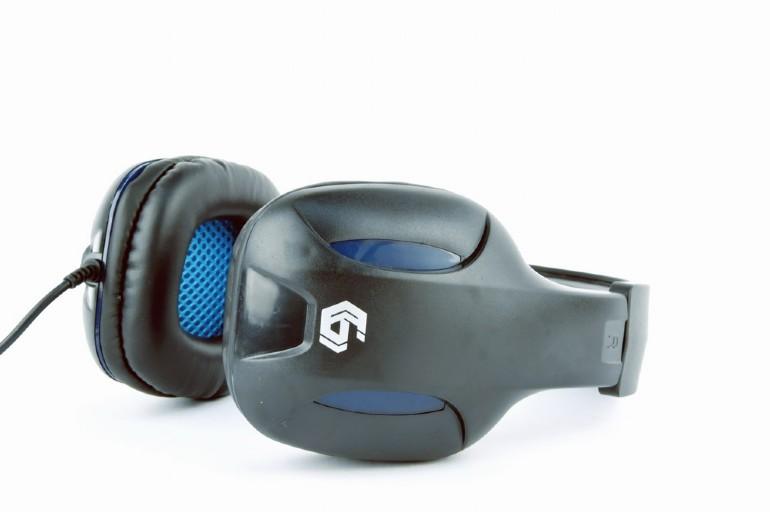 Gembird Gaming Headset, comfortable pasvorm, 2 meter kabel, 40mm driver - 20-20.000 Hz - 95dB / microfoon: 20-16.000 Hz - -40 dB