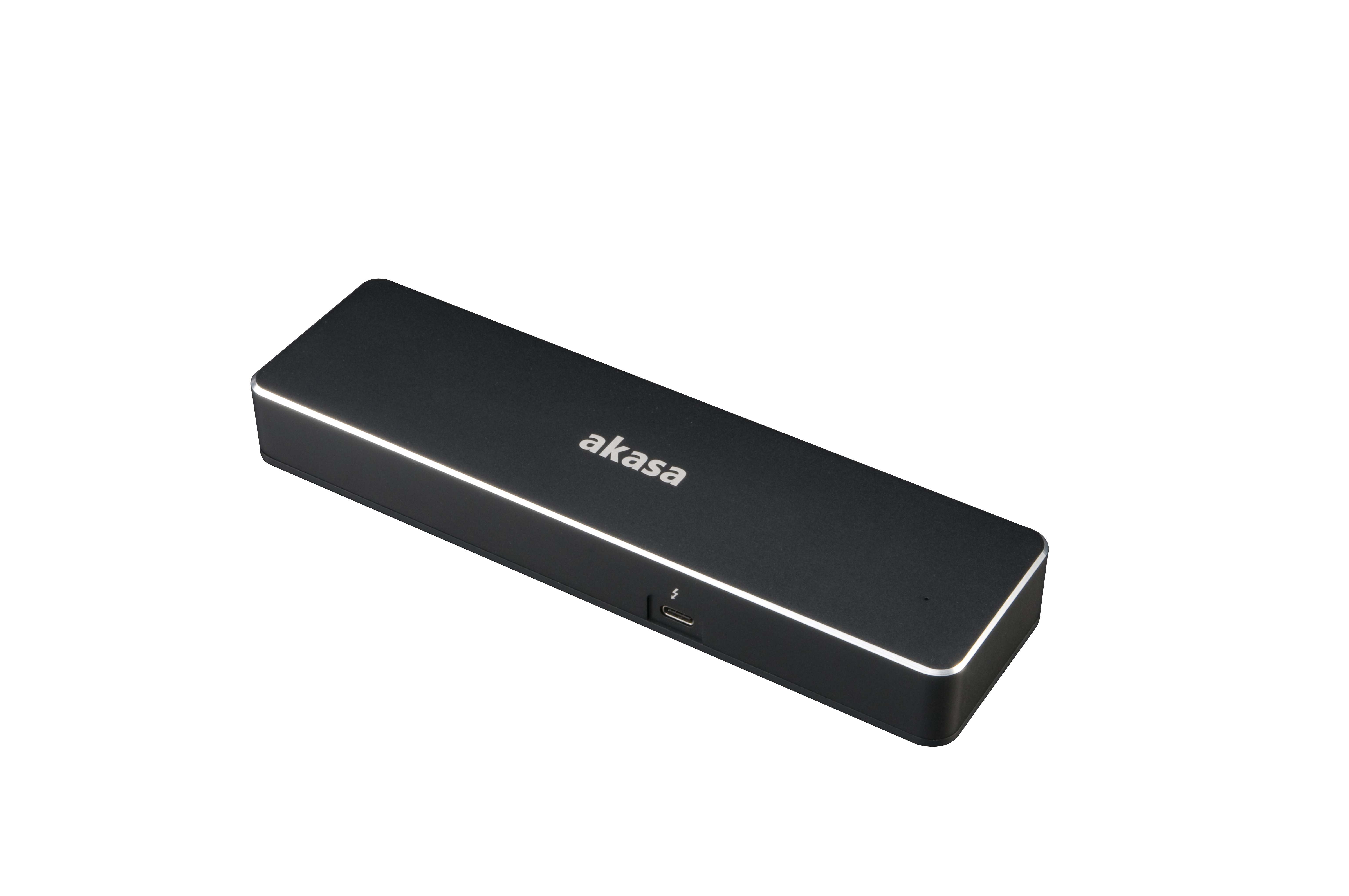 Akasa Affinity TB3, Thunderbolt 3 Dock and charge station supporting dual display