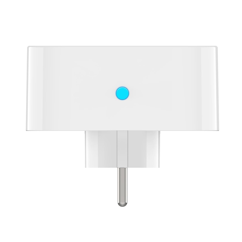 Gosund SP211 smart stopcontact dubbel, met schakelaar, Allexa, Google Home and IFTTT compatible