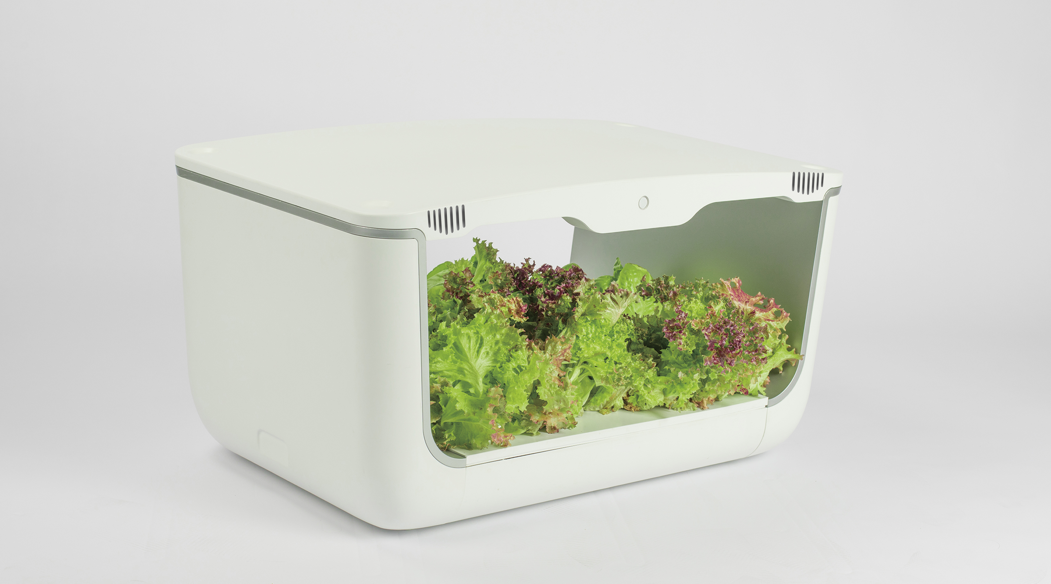 VegeBOX Home Vegebox planting machine with EU plug, white