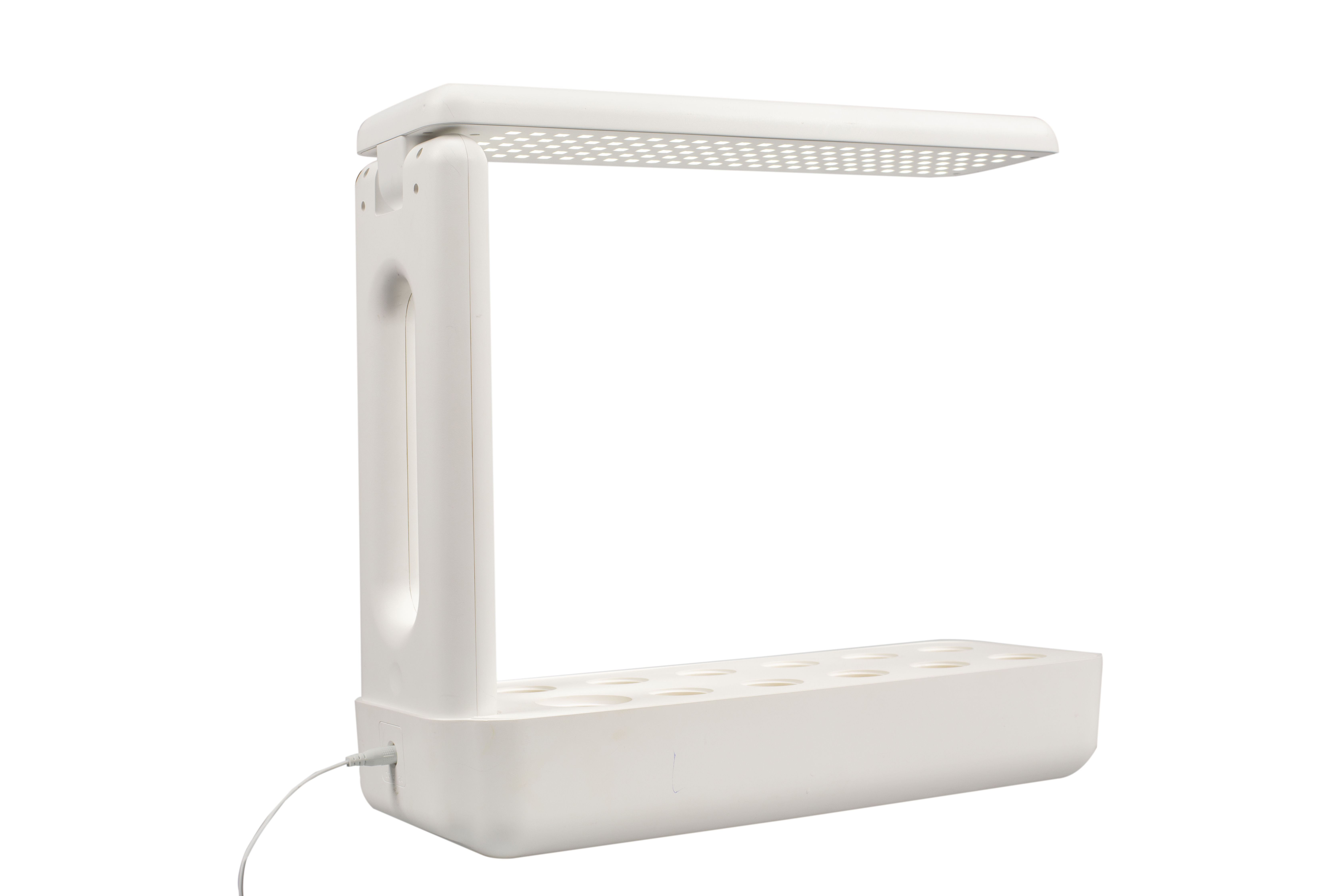 VegeBOX Kitchen Vegebox planting machine with EU plug, white