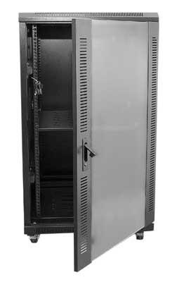 Gembird 19inch Standaard metalen Rack cabinet kast 20U 600x800mm