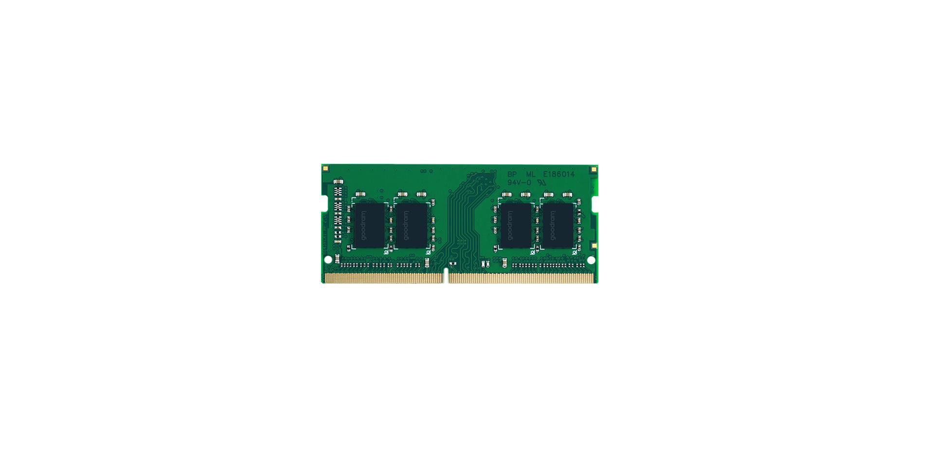 GOODRAM Essential SO-DIMM 8 GB, PC21300, DDR4 2666, CL19
