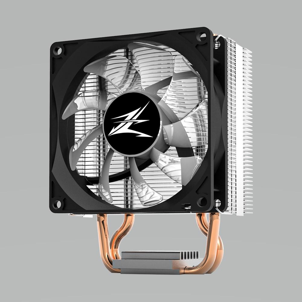 Zalman CNPS4X RGB, TDP 95W, 92mm PWM fan, High performance 2 heatpipes, Max Airflow 44CBM, STG2M included, Intel LGA 115x, 1200, AMD AM4, AM3+, AM3, FM2+, FM2