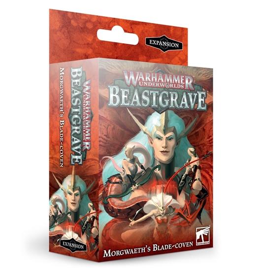 Warhammer Underworlds Beastgrave - Morgwaeths Blade-Coven