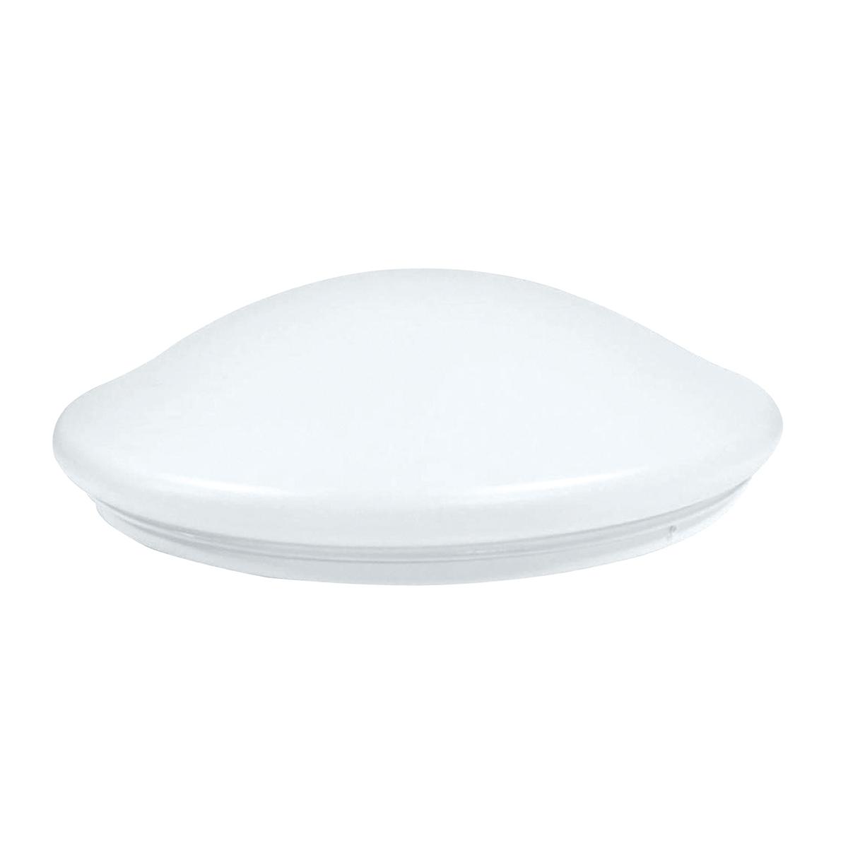 Platinet plafond lamp / plafonniere, 16W, 4000K, wit, ???mm doorsnede, ???lumen