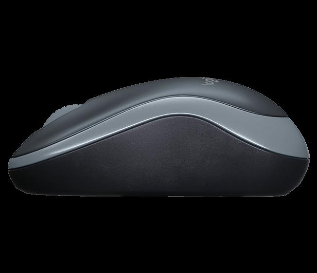 Logitech M185 Wireless Mouse Grey