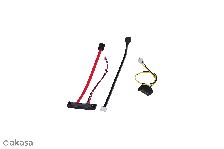 Akasa Soho ARGB Controller Card XL, 8 Channels | Dual-Mode Manual & MB Sync Control