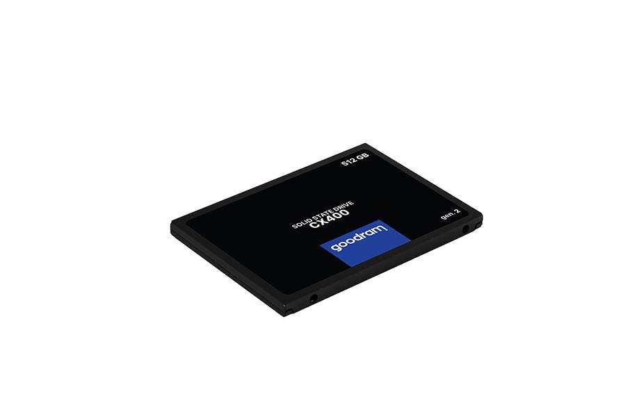 GOODRAM CX400 gen.2, SSD 2.5, 512 GB SATA III, 3D TLC, Retail, 550/500 MB/s