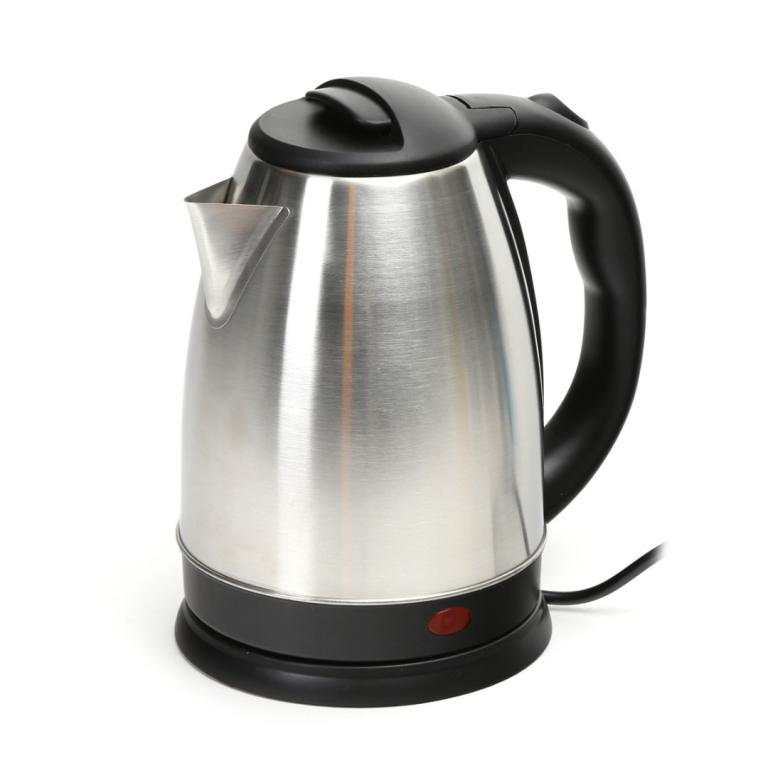 ELECTRIC KETTLE 1500W STAINLESS STEEL BRUSHED FINISH