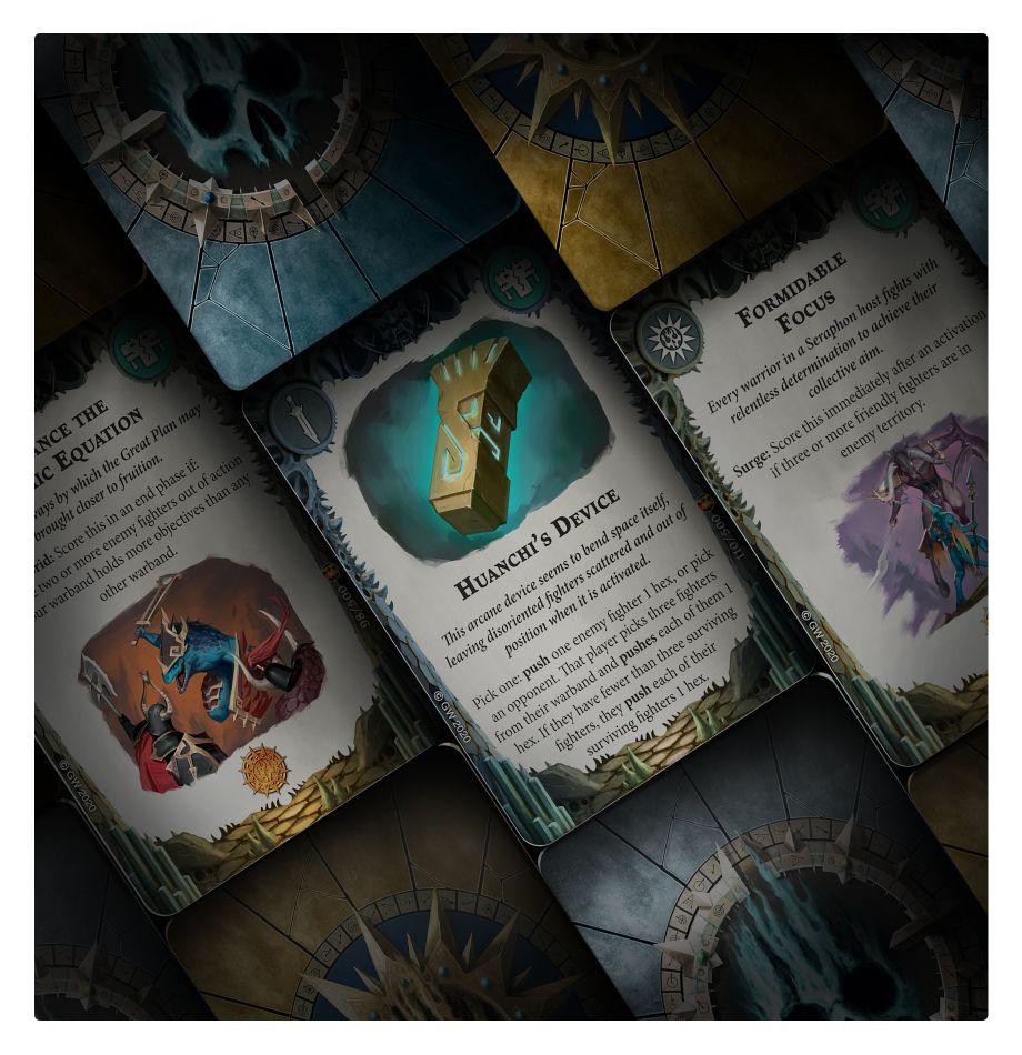 Warhammer Underworlds: The Starblood Stalkers