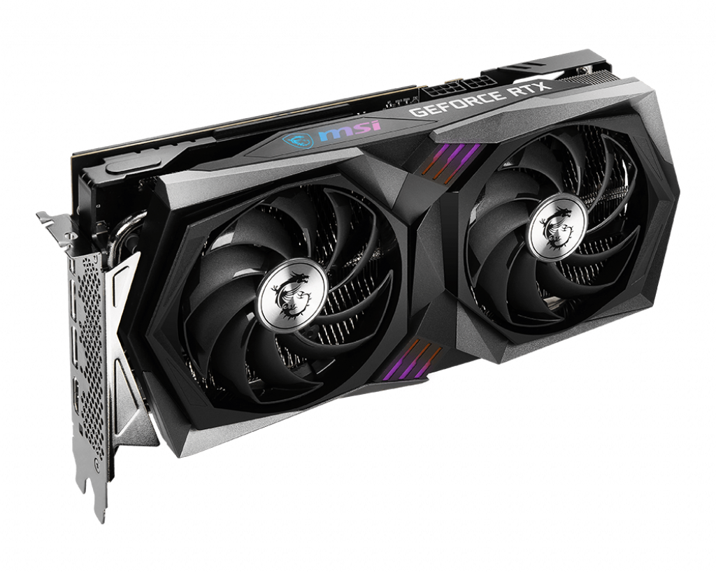 MSI GeForce RTX 3060 GAMING X 12G Videokaart