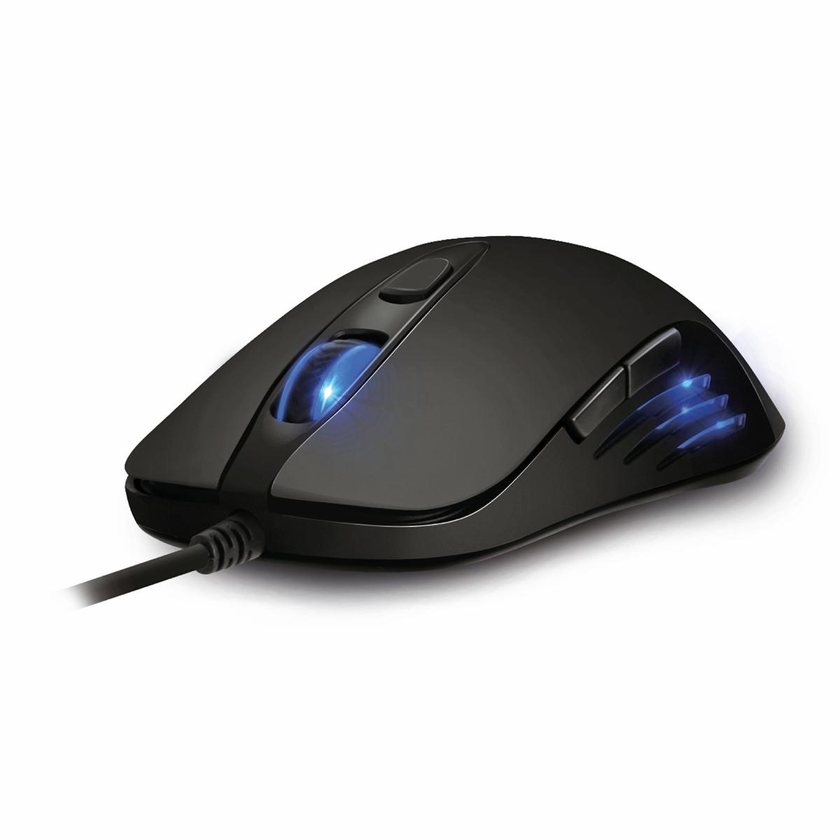 VARR Gaming set, keyboard: cherry R1-R4, mouse 3200dpi PIXART, muismat zwart met VARR logo