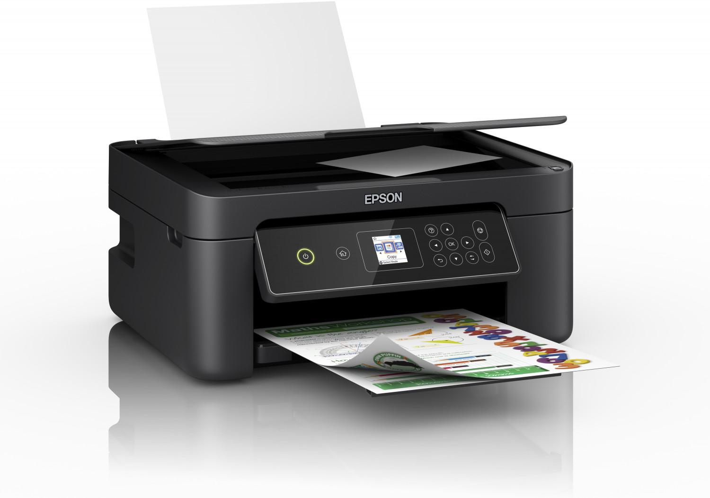 Expression home xp-3150 epson expression home xp-3150 - multifunctionele printer - kleur - inktjet - a4/legal (doorsnede) - maximaal 10 ppm (printend) - 100 vellen - wi-fi