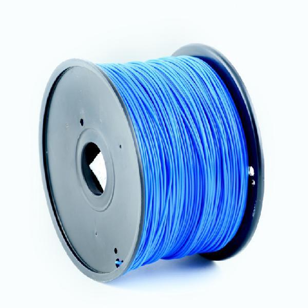 Gembird ABS plastic filament for 3D printers, 3 mm diameter, blue