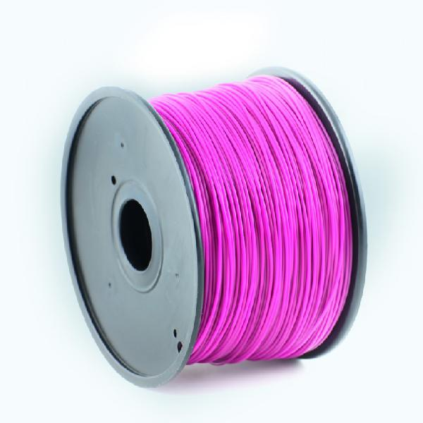 Gembird ABS plastic filament for 3D printers, 3 mm diameter, purple
