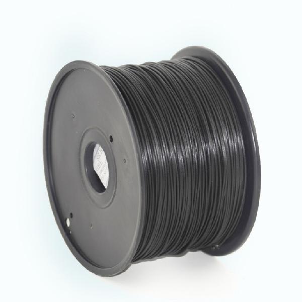 Gembird ABS plastic filament voor 3D printers, 3 mm diameter, zwart