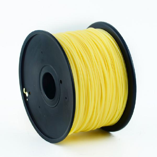 Gembird HIPS plastic filament for 3D printers, 3 mm diameter, khaki