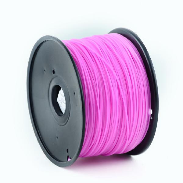 Gembird HIPS plastic filament for 3D printers, 3 mm diameter, orchid