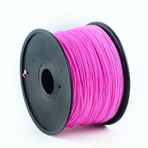 Gembird PLA plastic filament for 3D printers, 3 mm diameter, magenta