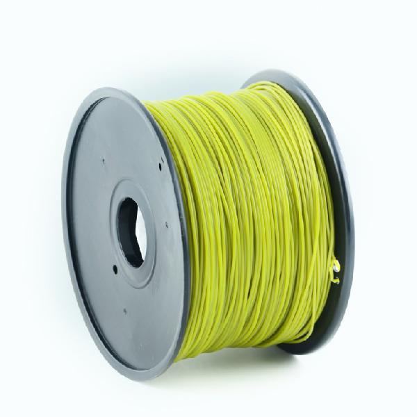 Gembird PLA plastic filament for 3D printers, 3 mm diameter, olive