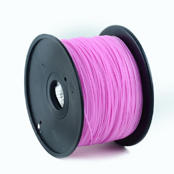 Gembird PLA plastic filament for 3D printers, 3 mm diameter, violet