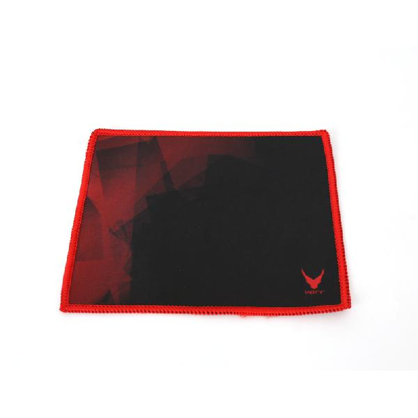 VARR Pro-Gaming mouse pad 200x240x1,5mm rood