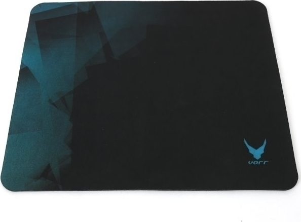 OMEGA VARR PRO-GAMING MOUSE PAD 250x290x2mm GREEN [43236