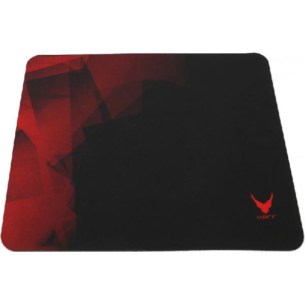 OMEGA VARR PRO-GAMING MOUSE PAD 250x290x2mm RED [43237