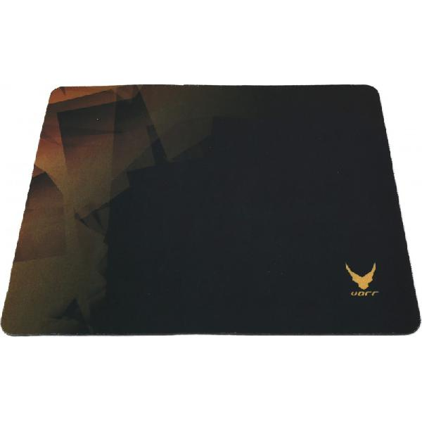 OMEGA VARR PRO-GAMING MOUSE PAD 250x290x2mm YELLOW [43238