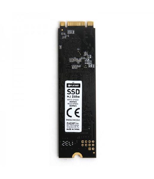 PLATINET SSD 240GB M.2 450/500MB/s Samsung TLC [44137