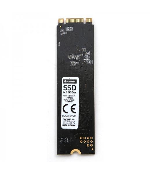 PLATINET SSD 500GB M.2 480/520MB/s Samsung TLC [44138