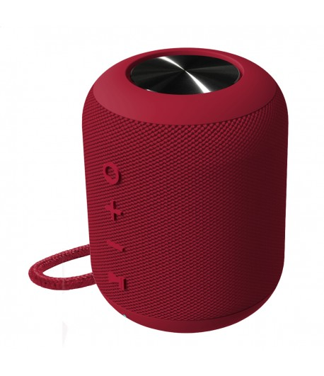 Platinet PEAK Bluetooth speaker, 10Watt (2x5W), BT5 + EDR,, 2200mAh, IPX5 waterproof, cardreader, ROOD
