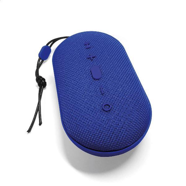 Platinet TRAIL Bluetooth speaker, 10Watt, BT4.2 + EDR,, 2200mAh, IPX5 waterproof, cardreader, BLAUW
