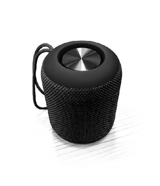 Platinet PEAK Bluetooth speaker, 10Watt (2x5W), BT5 + EDR,, 2200mAh, IPX5 waterproof, cardreader, ZWART