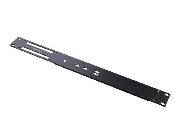 Akasa 1U Rackmount front plate for Galileo TU, A-ITX28-M1B