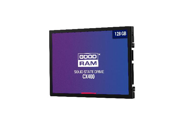 GOODRAM CX400, SSD 2.5, 128 GB SATA III, Phison S11, TLC, Retail