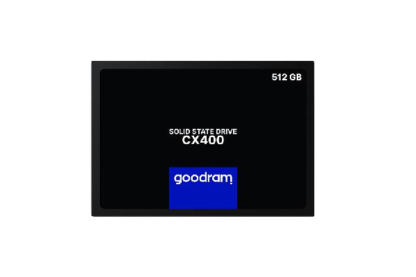 GOODRAM CX400, SSD 2.5, 512 GB SATA III, Phison S11, TLC, Retail