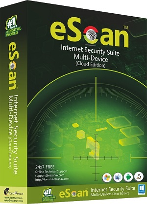 eScan SOHO - Internet Security Multi-Device - 1 device 1 jaar - base