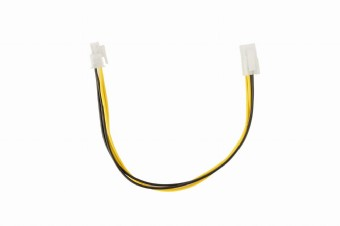 Gembird ATX 4-pin internal power supply extension cable, 0.3m, *MBF, *MOLEXM