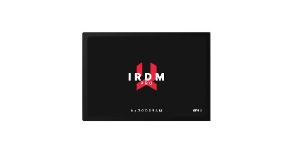 GOODRAM IRDM Pro gen.2, SSD 2.5, 512 GB SATA III, Phison S12, TLC, DDR3L Cache, Retail