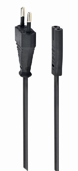 Gembird Netsnoer (C7), 1.8 meter Zwart