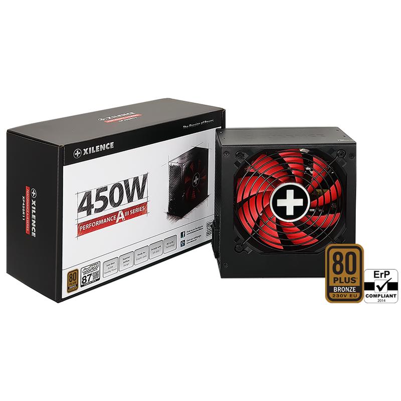 XILENCE Performance A+ III , 450 Watt // XP450R11