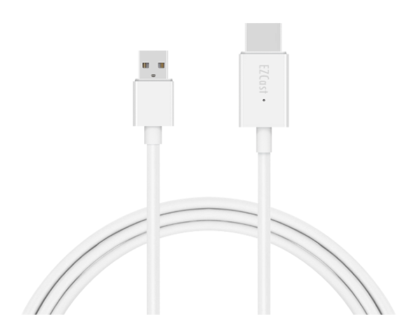 EZCast Magic Cable - USB to HDMI cable with casting option
