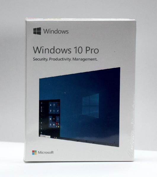 Microsoft Windows 10 Pro USB FPP 32-bit/64-bit, 1 licentie, 1x USB-stick US/International - meerdere talen installeerbaar