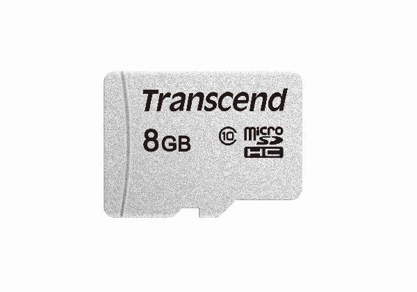 Transcend 8gb class10 microsd w/o adapter transcend 300s - flashgeheugenkaart - 8 gb - class 10 - microsdhc