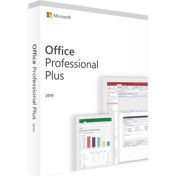 Microsoft Office 365 Pro Plus, PC/MAC, 1 year support, email account