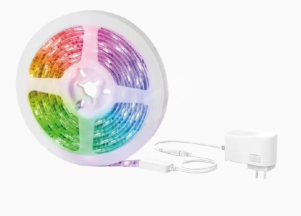 Gosund SL3 Nitebird 2x 5 meter LED RGB smart strip, Alexa and Google Home compatible