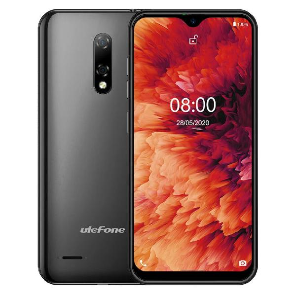 Ulefone Note 8P Smartphone Android 10 4G Celular Phone Waterdrop Screen Quad Core 2GB+16GB 5.5-inch 8MP Camera