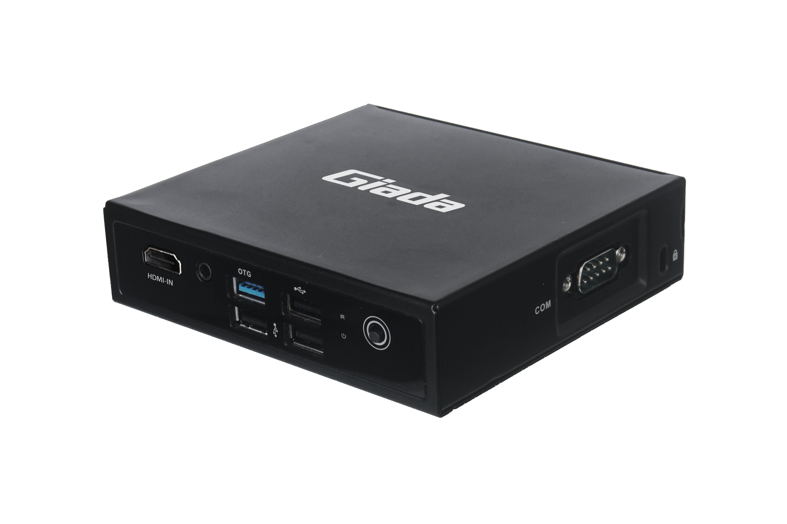 Giada DN75, RK3399 Dual core Cortex -A72 and quad core cortex A53, Mali-T860MP4, 4GB, 32GN emmc SSD, Android 7.1, 1*USB3.0(OTG),3*USB2.0, 2*HDMI, 116*6*30(mm),107.4*30mm - JAHC support